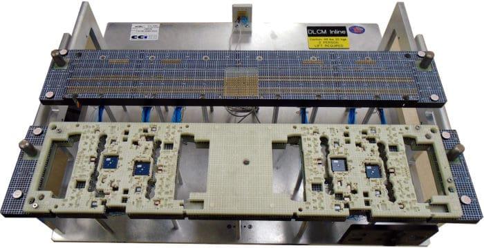 81063 4 Module In Line Jig Plate
